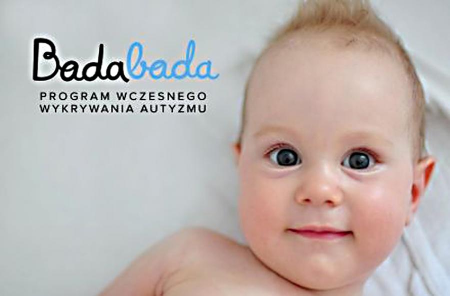 BADABADA Program Wczesnego Wykrywania Autyzmu