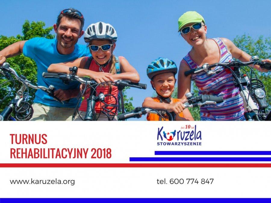 Turnus rehabilitacyjny 2018